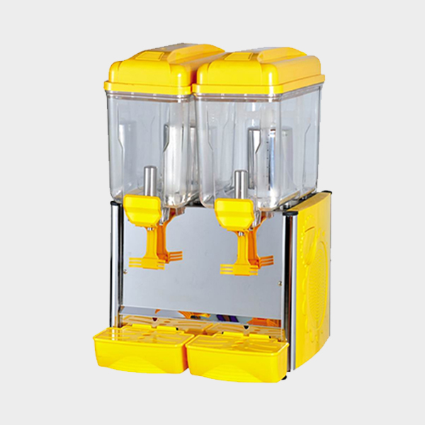 double bowl juice dispenser manufacturers