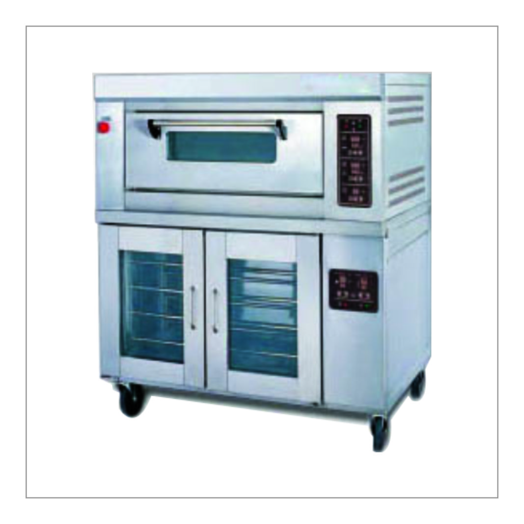 Baking Oven with Proofer