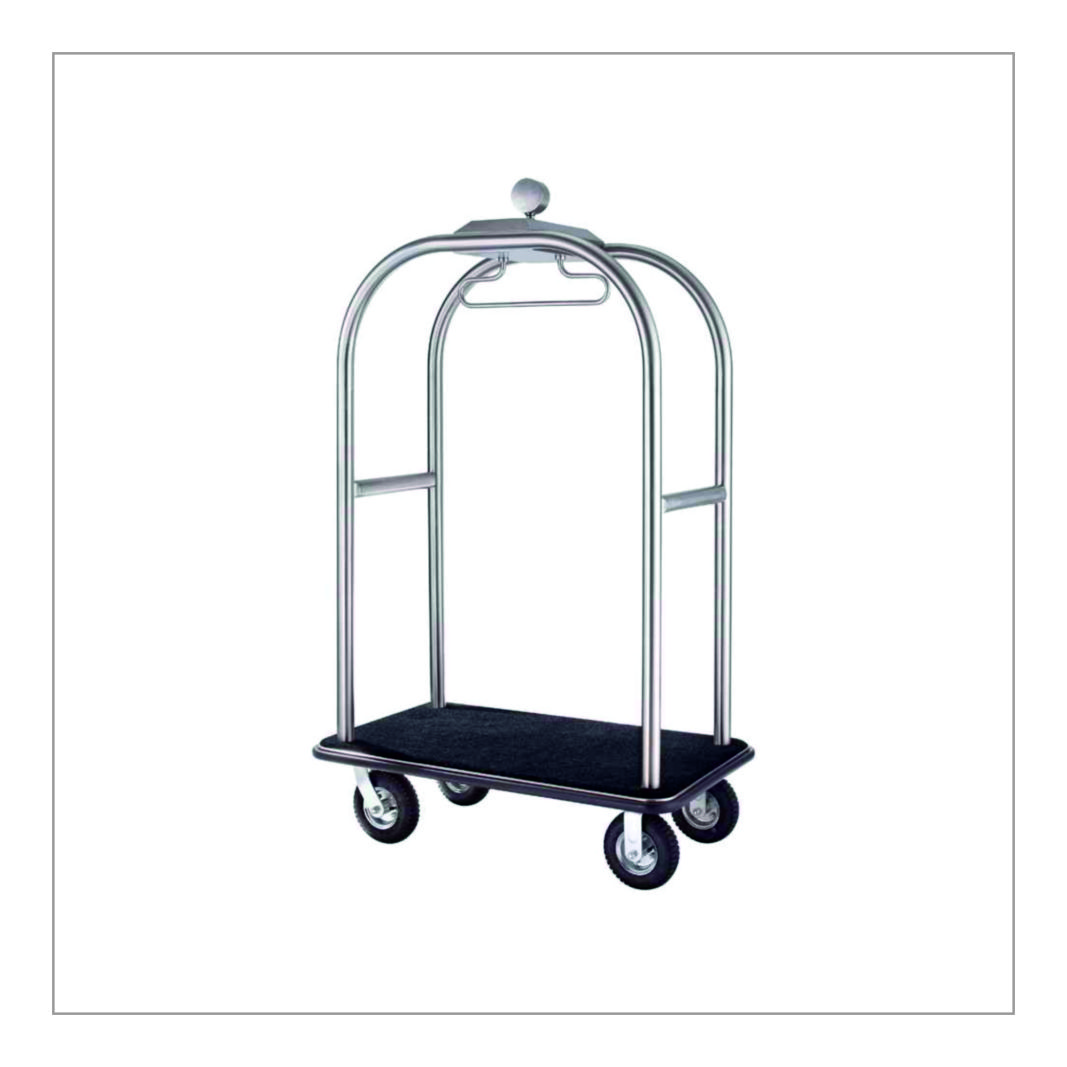 Cloth Serving Trolley
