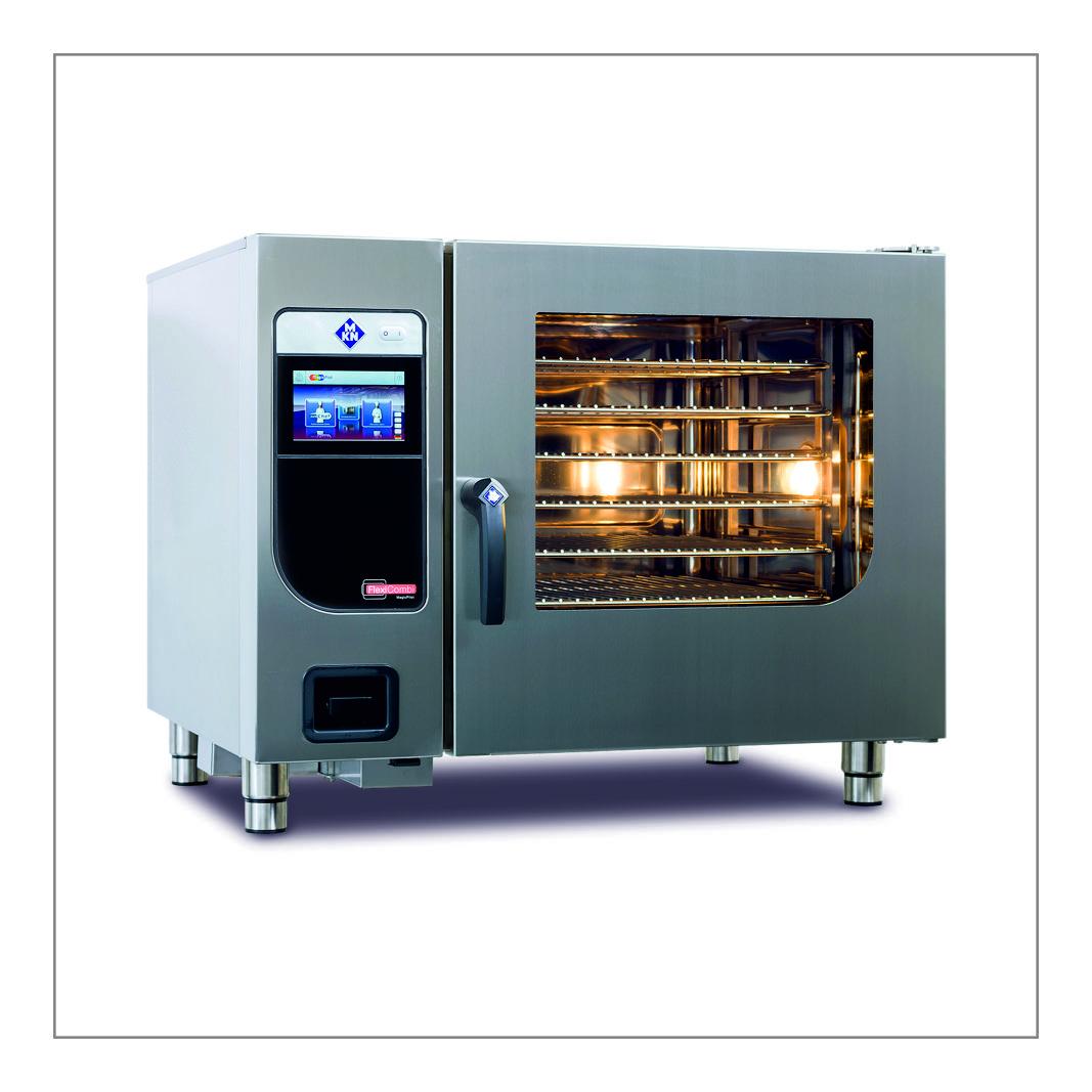 MKN 6 Rack Combi Oven