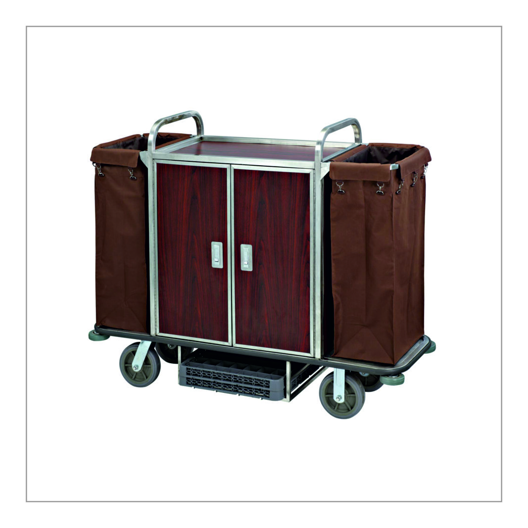 Two Post Table Trolley