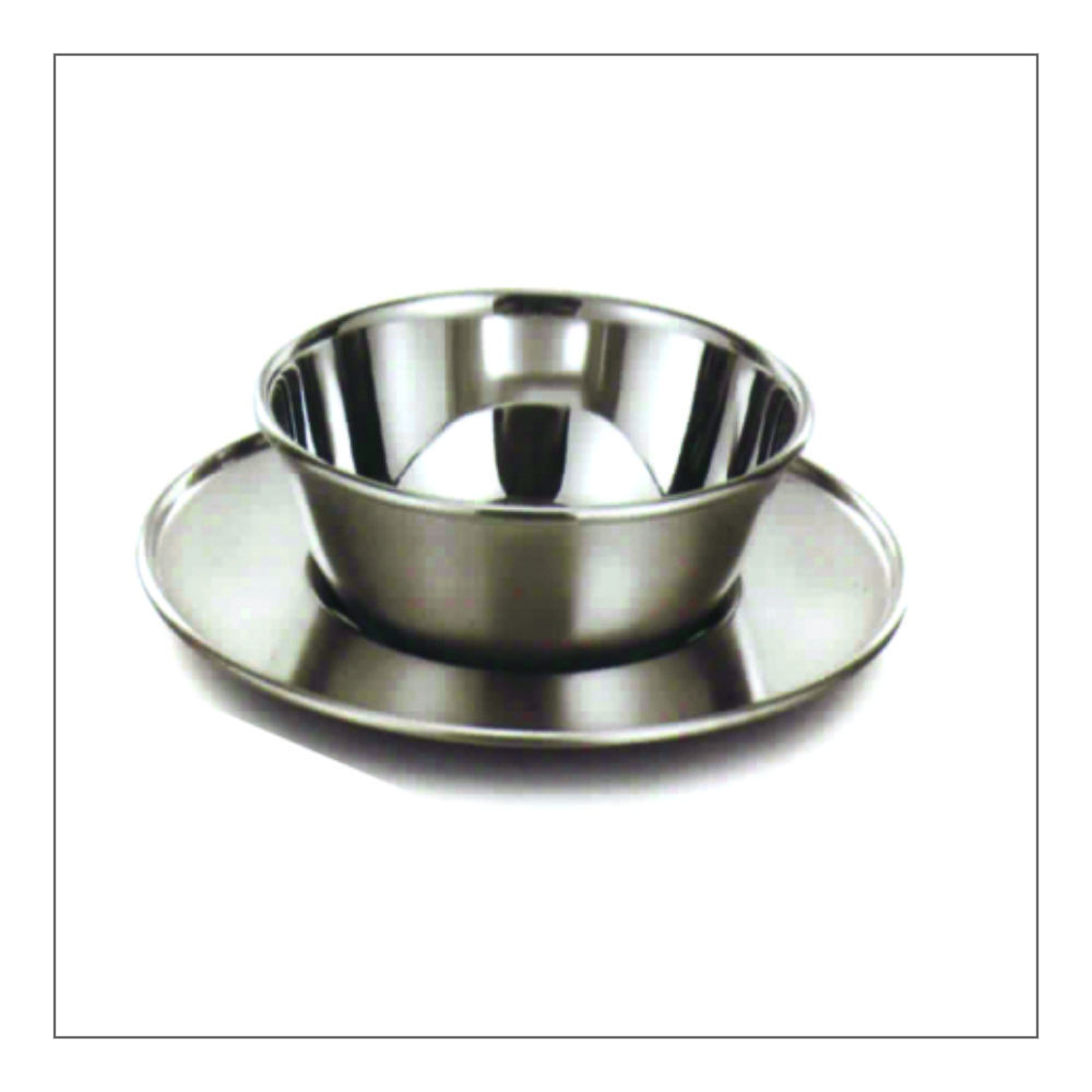 Finger Bowl Drip Plate