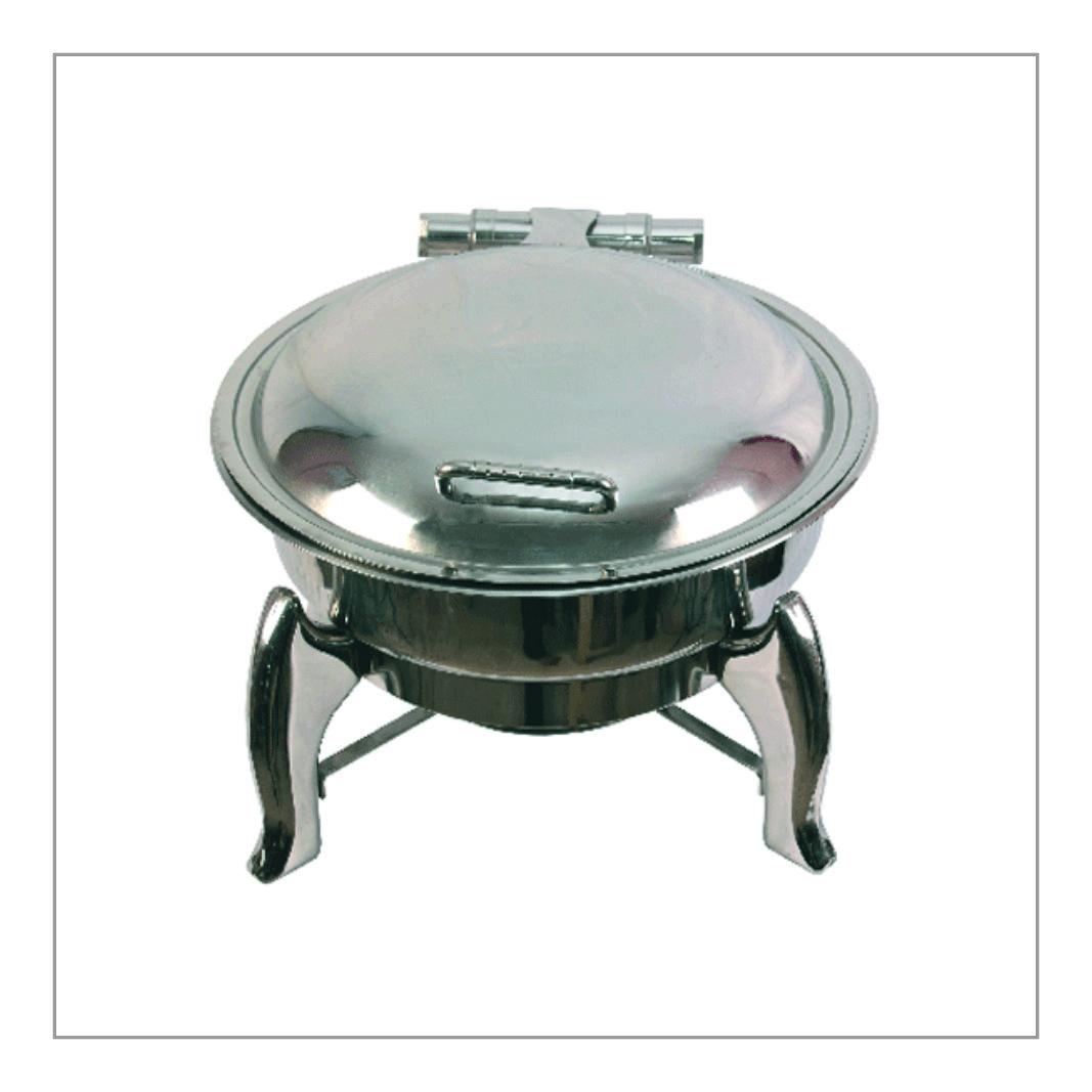 Hydraulic Chafing Dish Round