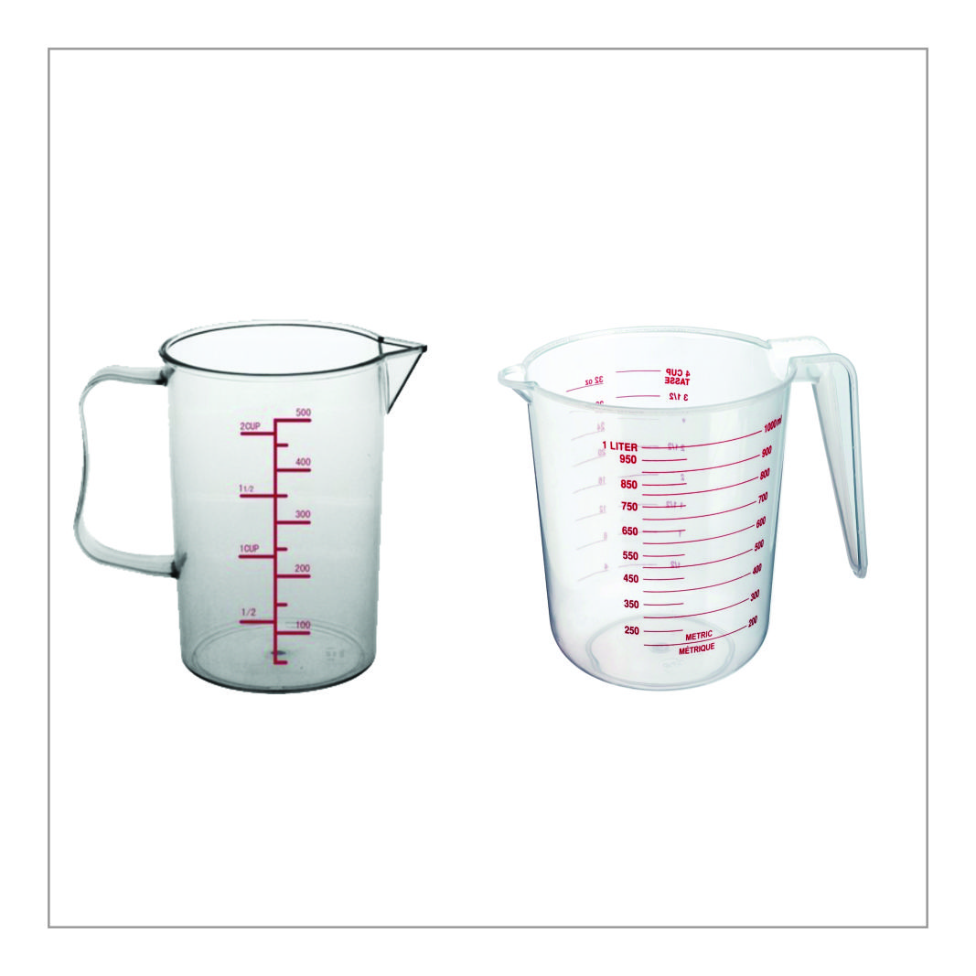 PC Measuring Mug